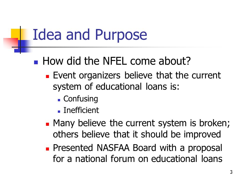 24 Group #9: Education Line of Credit This plan includes a financial literacy component and increased access to college loans.