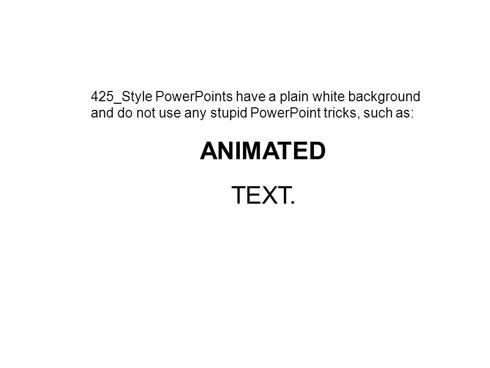 How to PowerPoint 425_Style
