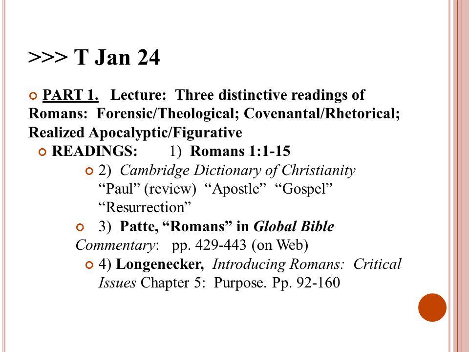 >>> T Jan 24 PART 1.