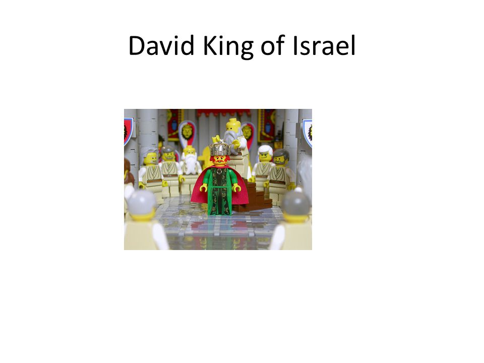 David King of Israel