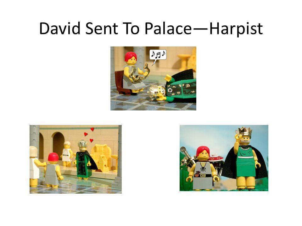 David will not Kill Saul