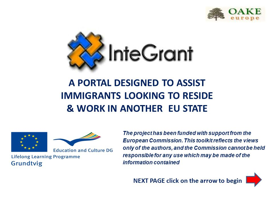 The project has been funded with support from the European Commission.