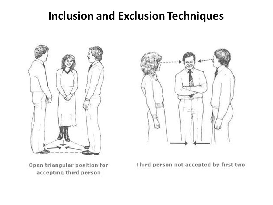 Inclusion and Exclusion Techniques