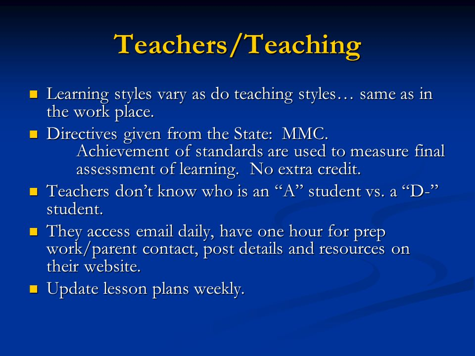 Improving Grades… Q: How can I be more proactive and prepared in classes in which I struggle.