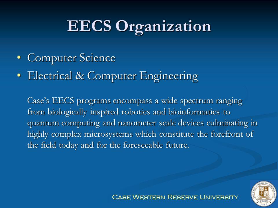 Case Western Reserve University EE Details