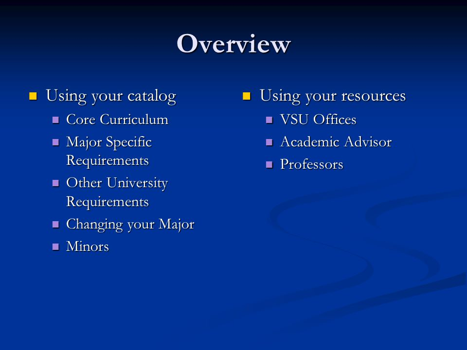 What is the Core Curriculum.The Core Curriculum is made up of 60 general education requirements.