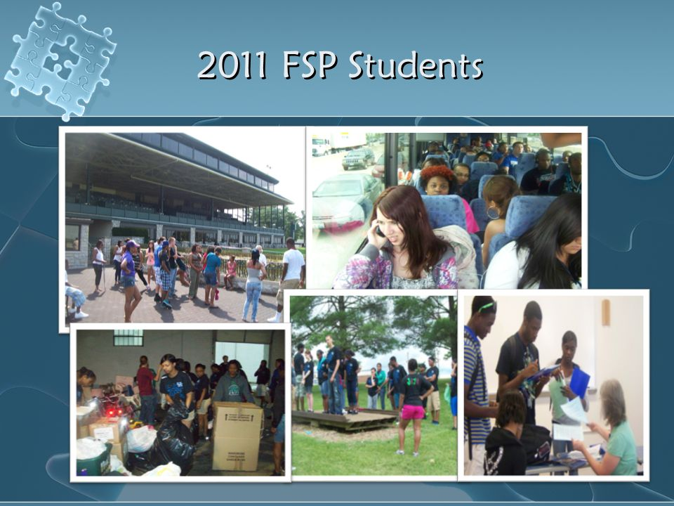 2011 FSP Students