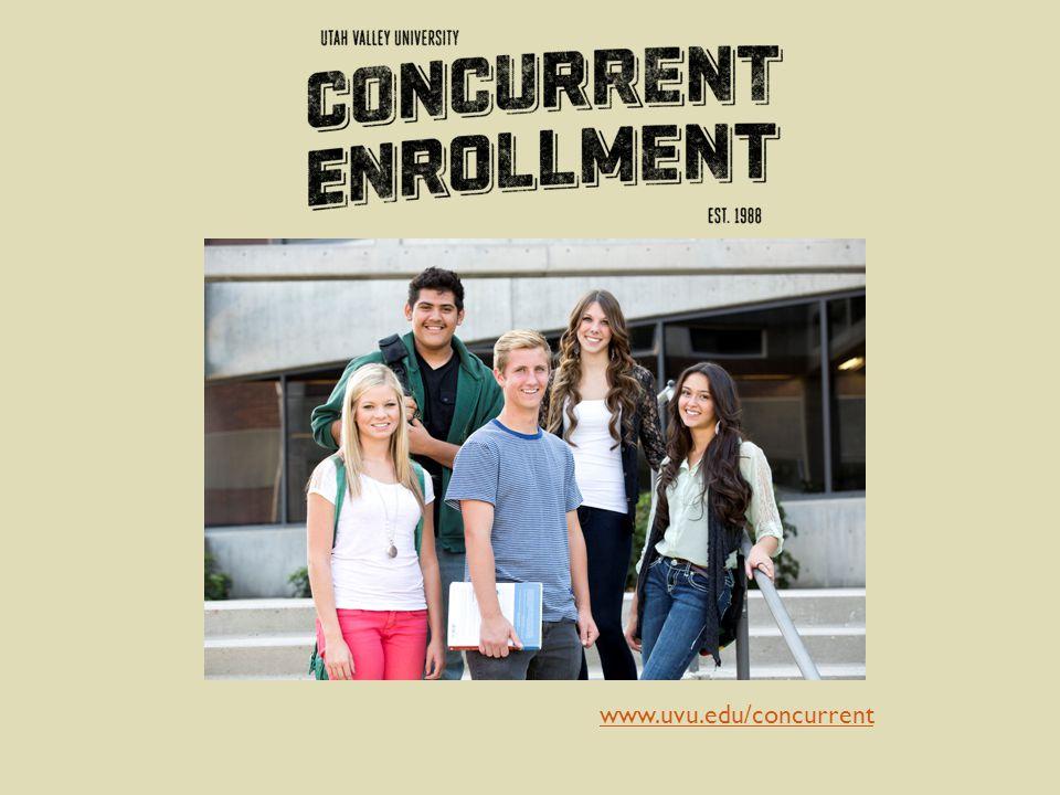 www.uvu.edu/concurrent