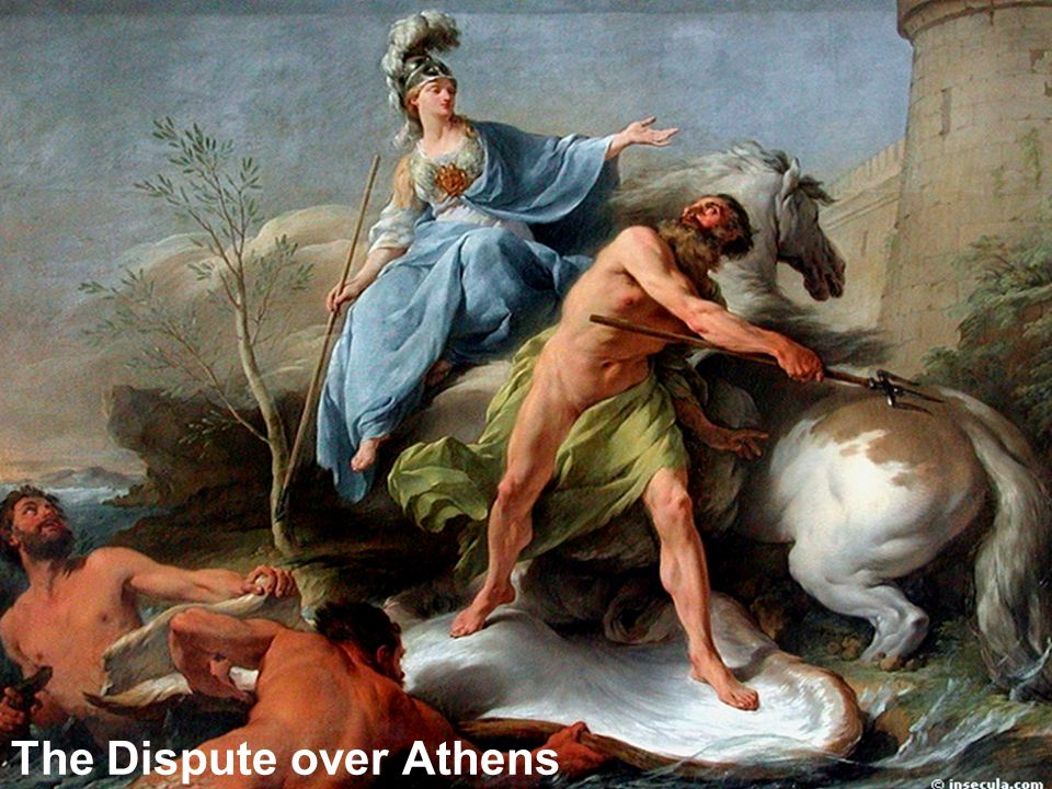 The Dispute over Athens