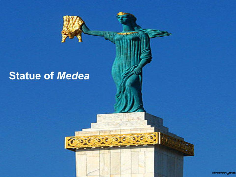 Statue of Medea