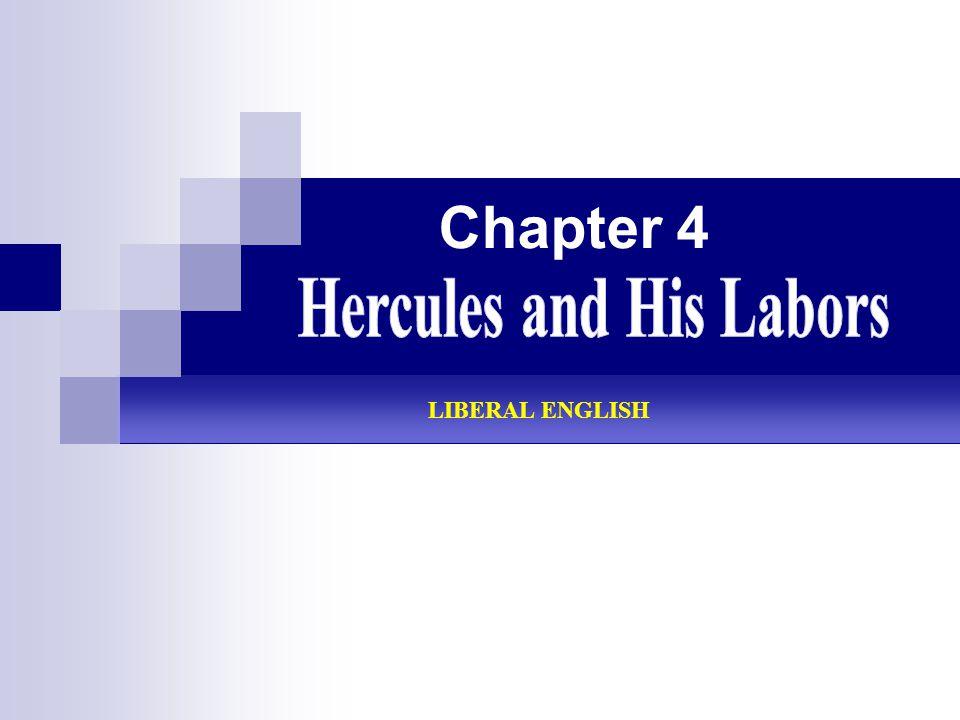 LIBERAL ENGLISH Chapter 4