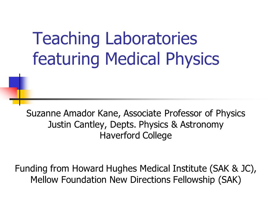 Magnetic Resonance Imaging MRI Apparatus from Teachspin can be used to demonstrate the ideas behind the dependence of Larmor precessional frequency on B-field, spin flips, and other phenomena Teachspin website