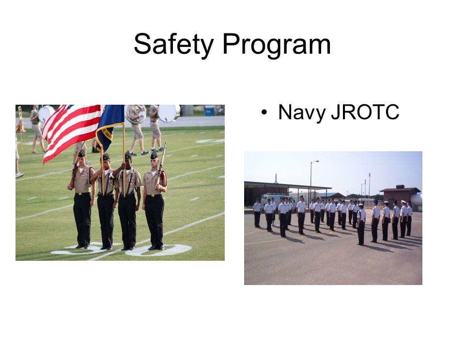 Safety Program Navy JROTC
