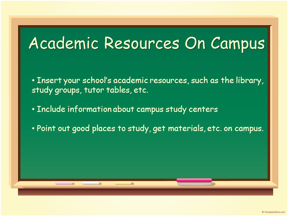 Kappa Delta Academic Resources AX Chair, insert information about study guides, quiet hours, study rooms, computers, sisterhood library hours, professor files, sisters' academic support groups, etc.