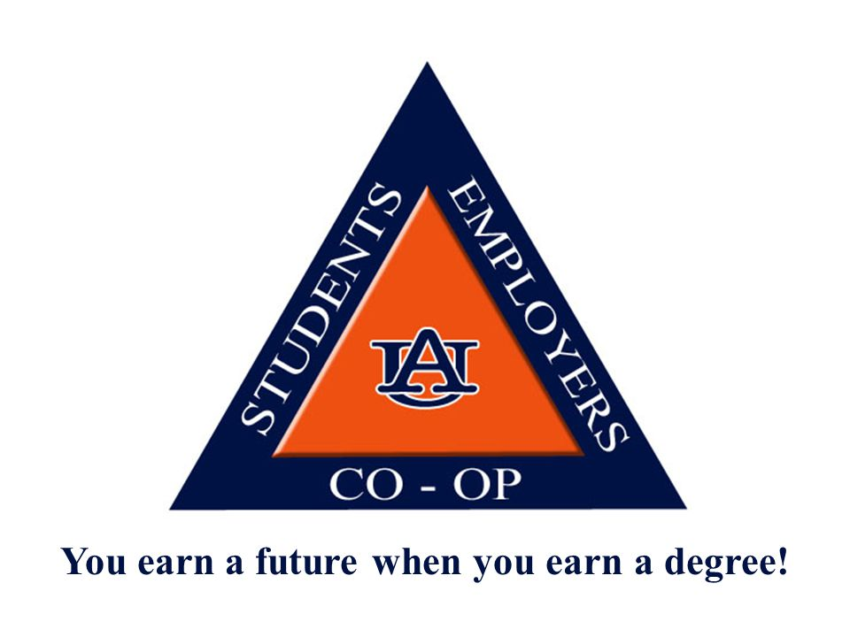 You earn a future when you earn a degree!