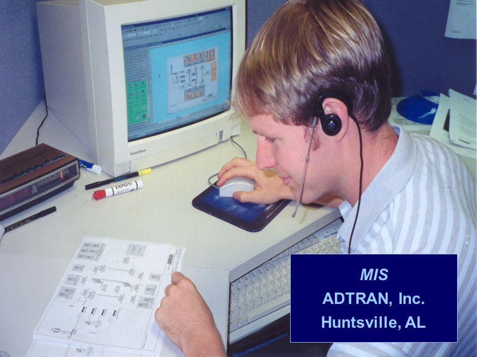 MIS ADTRAN, Inc. Huntsville, AL