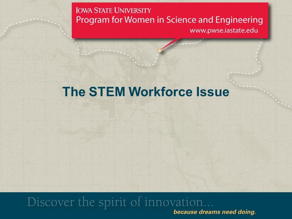 The STEM Workforce Issue