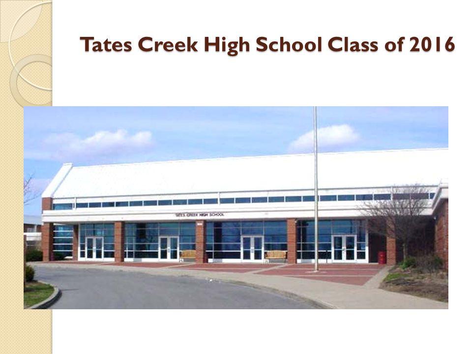 Tates Creek High School Counselors 9 th Grade Counselor Mrs.
