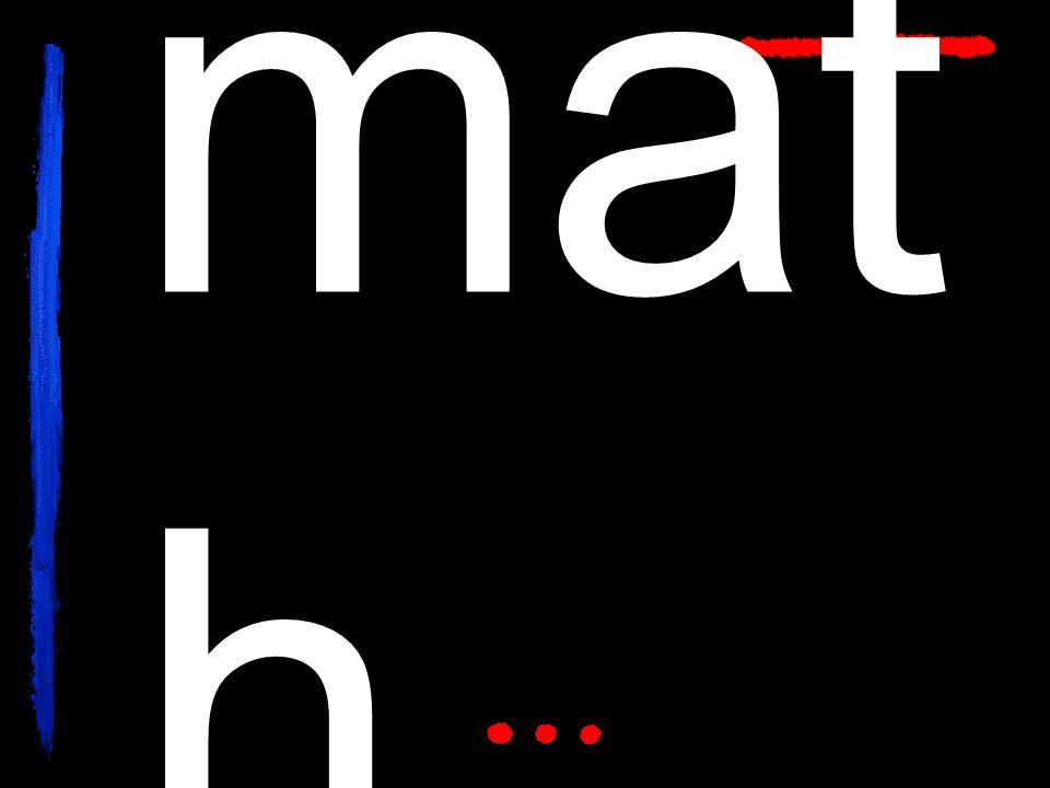 mat h