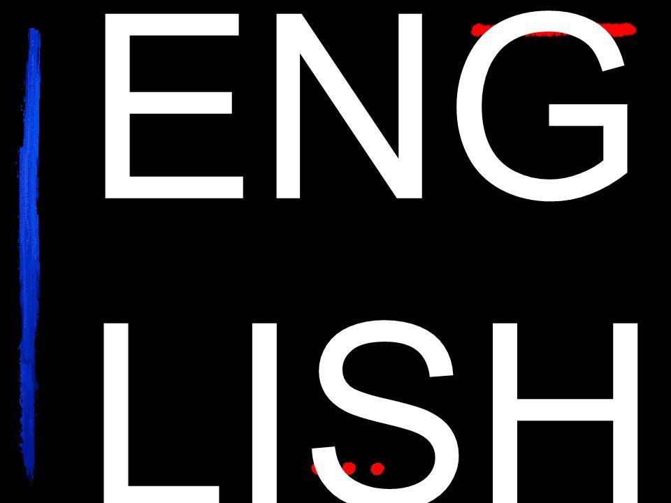 ENG LISH