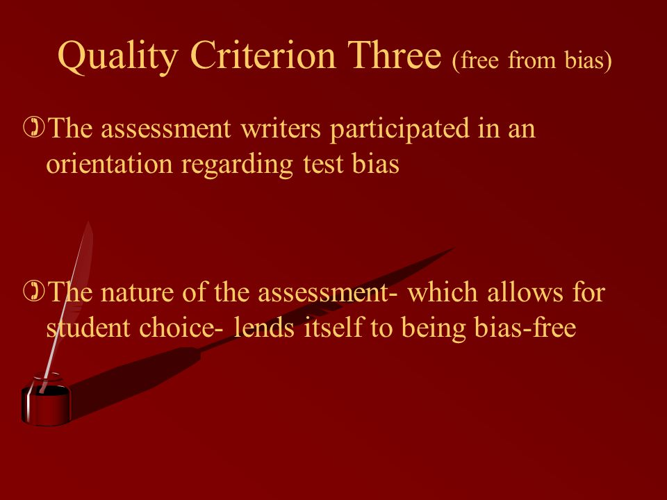 Quality Criterion Four (level is appropriate) )Grade & content level teachers evaluated it from a developmental assessment )At the sophomore level students should be able to read a poem, analyze it (with the aid of a worksheet and modeling) then write their feelings and thoughts about the poem in a coherent manner (with the aid of a rubric and sample papers)