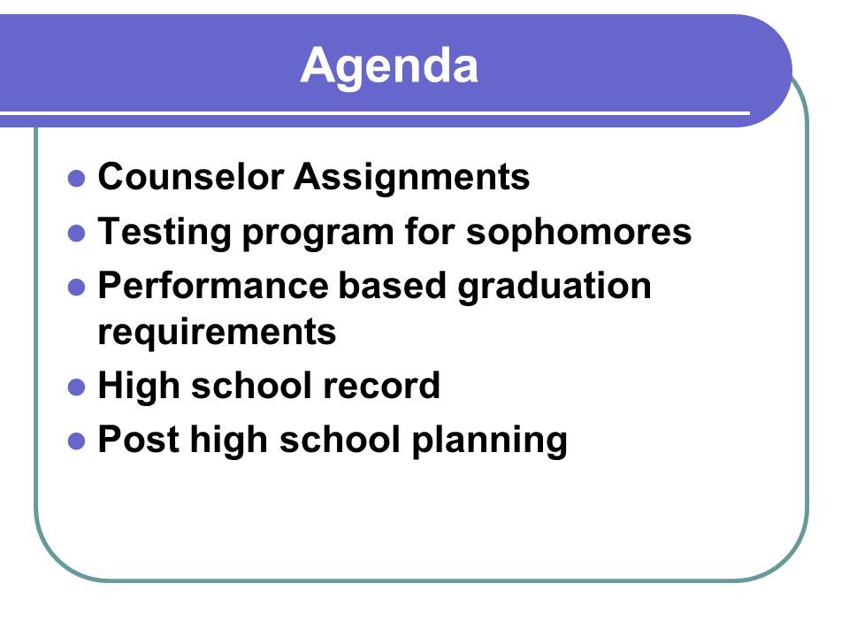 Conclusion Sophomore year exciting time Increased independence Get involved Focus on developing portfolio