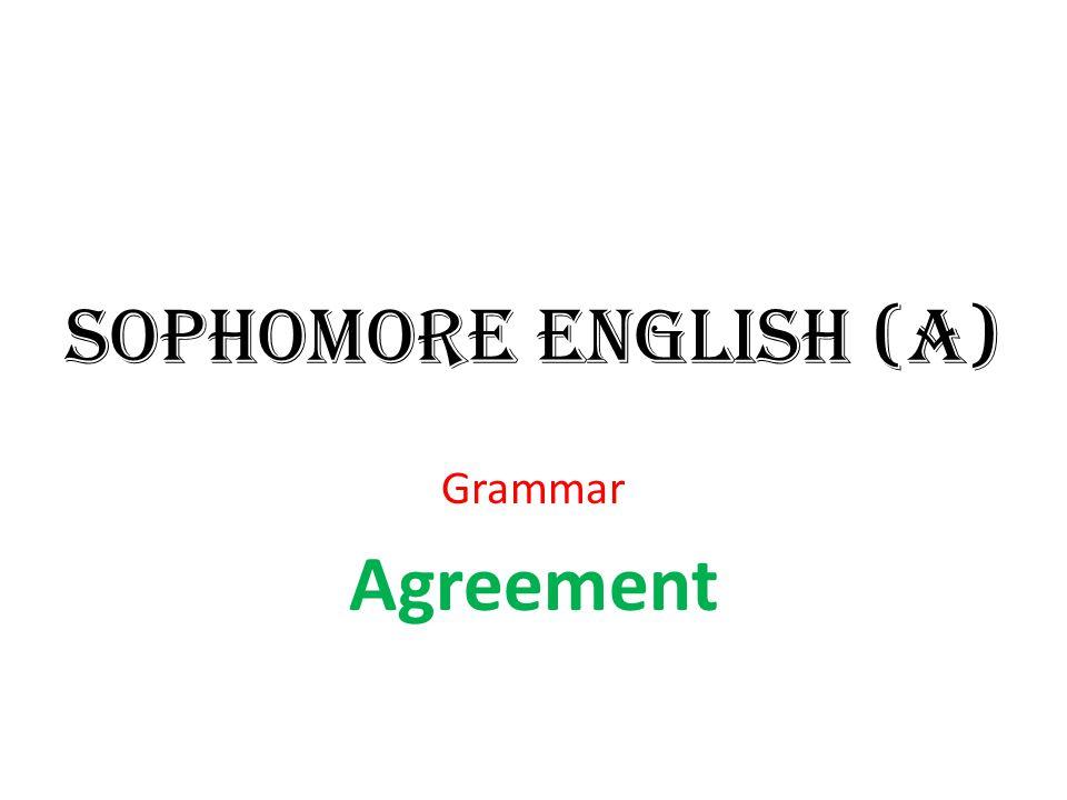 Pronouns What are the subject pronouns.
