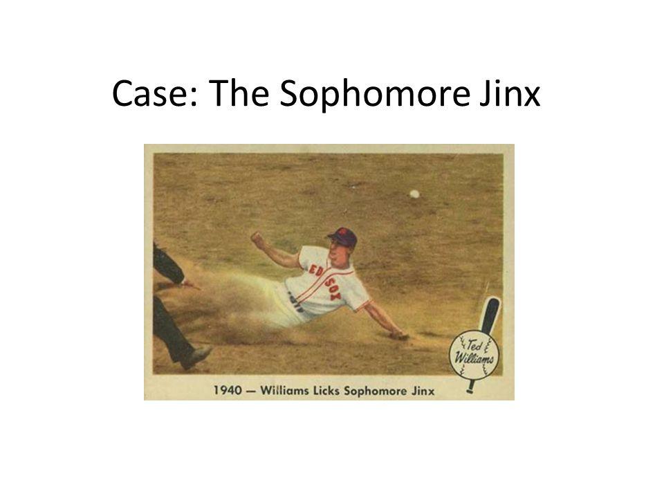 Case: The Sophomore Jinx