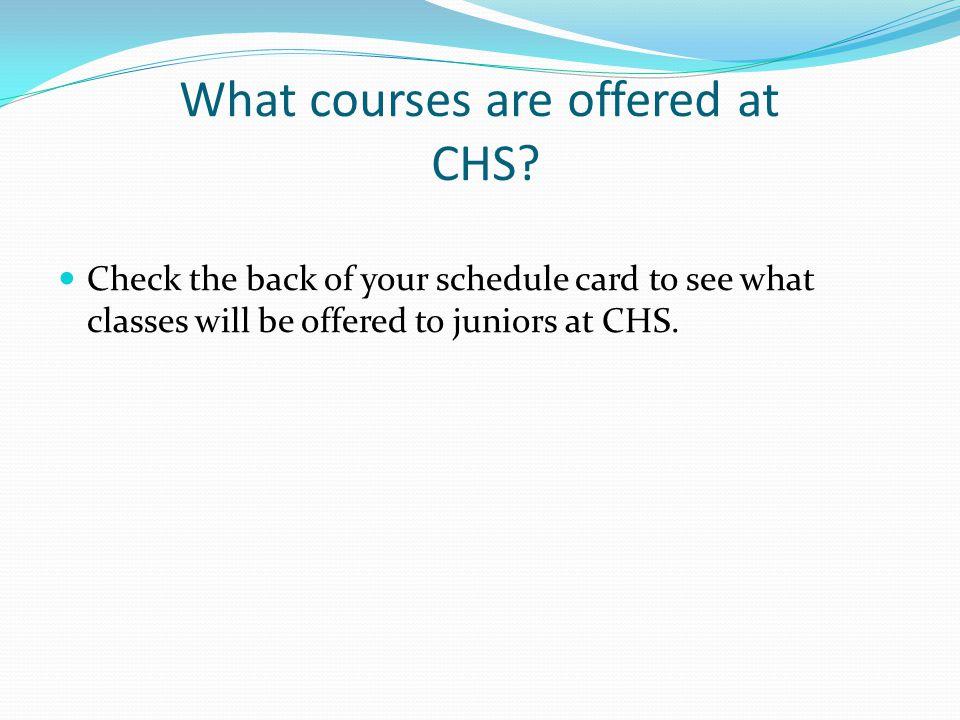Courses needing teacher approval.