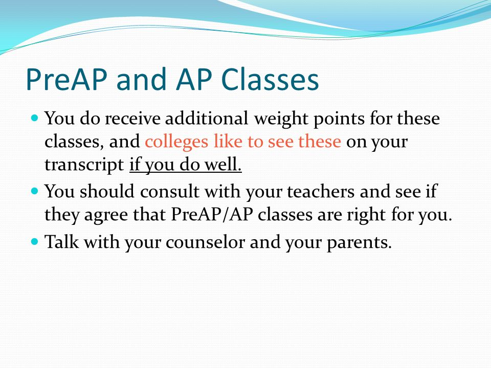 REMINDER about PAP and AP All PAP and AP students must complete the entire first 6 weeks before a drop to regular will be considered.