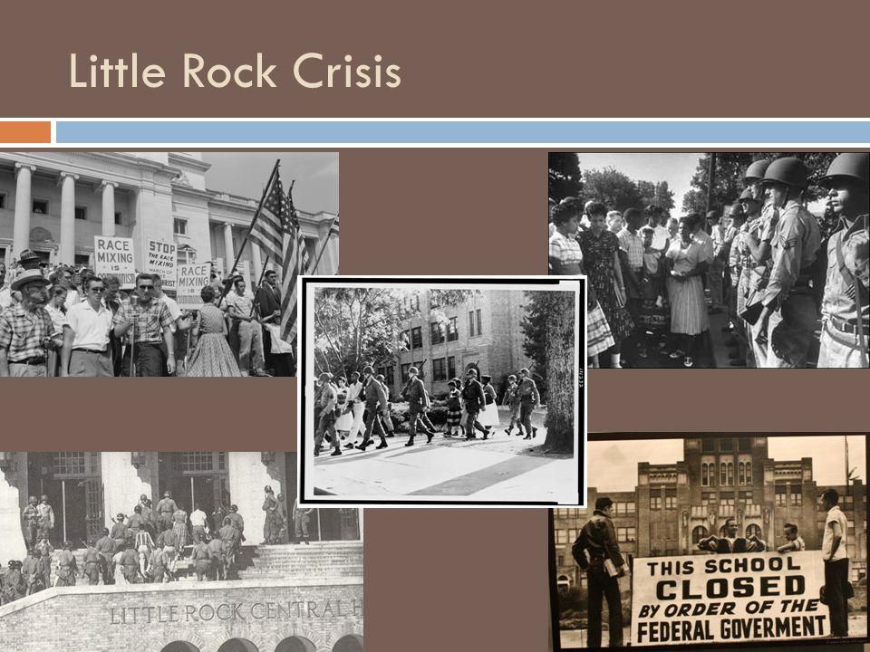 Little Rock Crisis