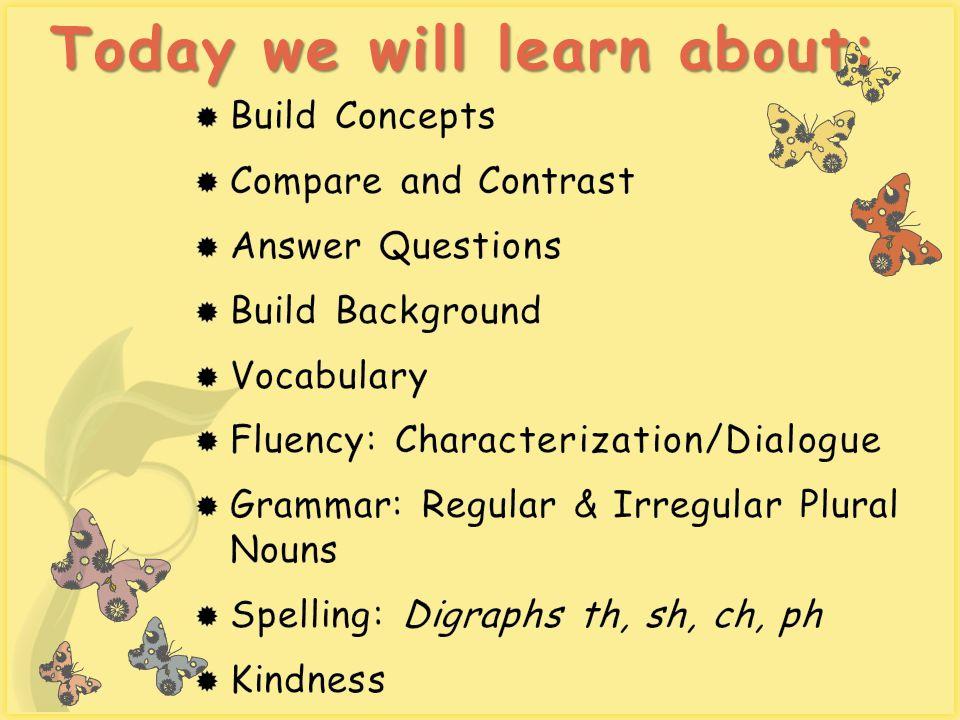 7 Fluency Model Characterization & Dialogue