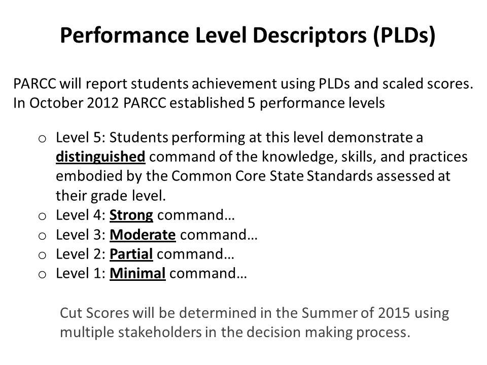 PBA Task Generation Model Grades 3 – 11 36