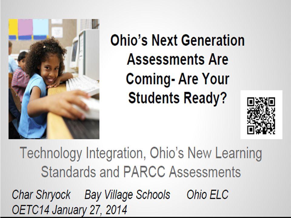 http://nextgen.apps.sparcc.org/la/9-12 PARCC ELA - Ohio PARCC Sample Items PARCC Test Specs/Blueprints PARCC Practice Test, Tutorials… Read Write Think Teaching Channel Humanities & ELA