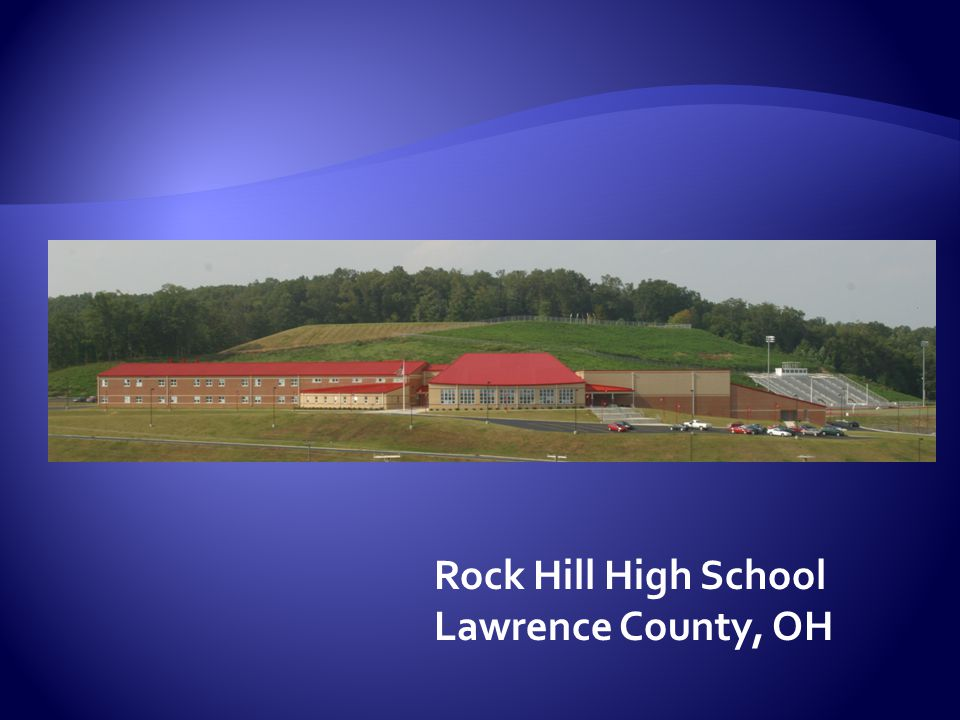 Rock Hill High School Lawrence County, OH