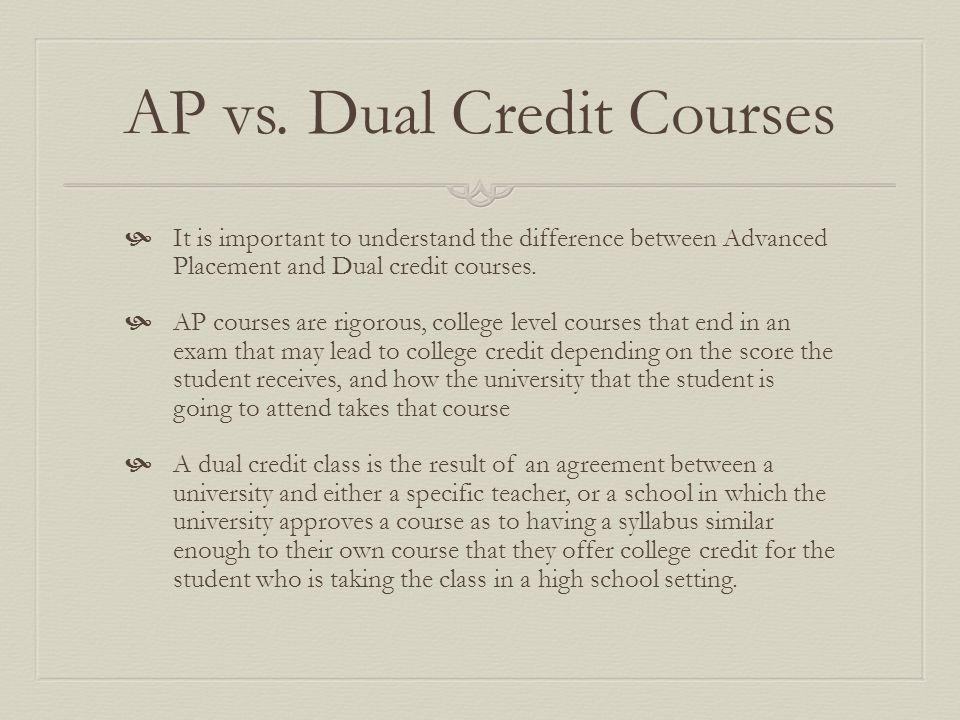 AP vs.