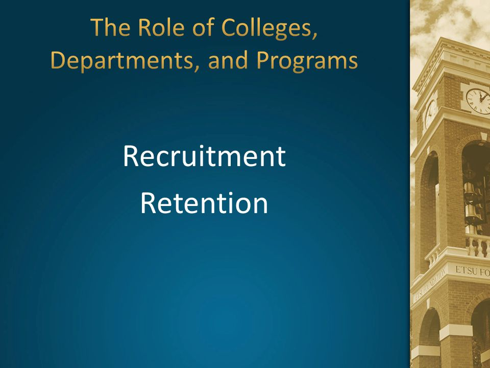 Recruitment Retention