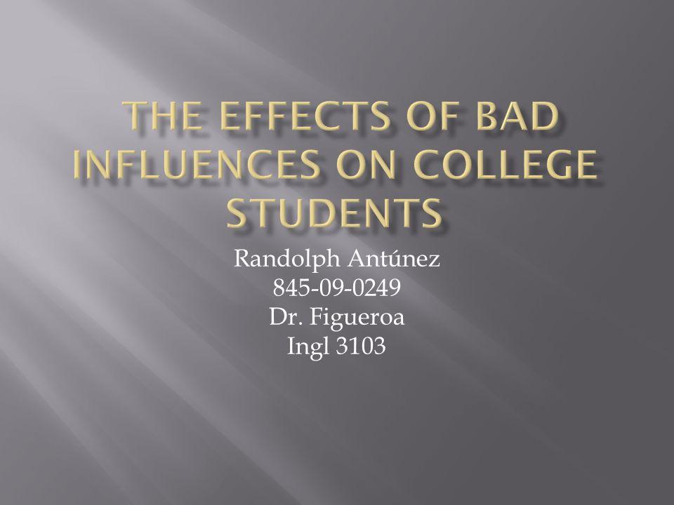 Randolph Antúnez 845-09-0249 Dr. Figueroa Ingl 3103