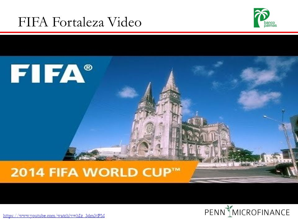 FIFA Fortaleza Video https://www.youtube.com/watch v=hIz_3dm3tPM