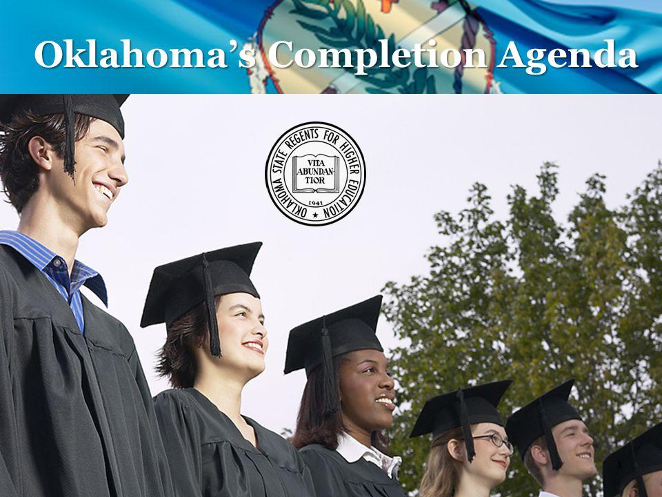 1 Oklahoma's Completion Agenda