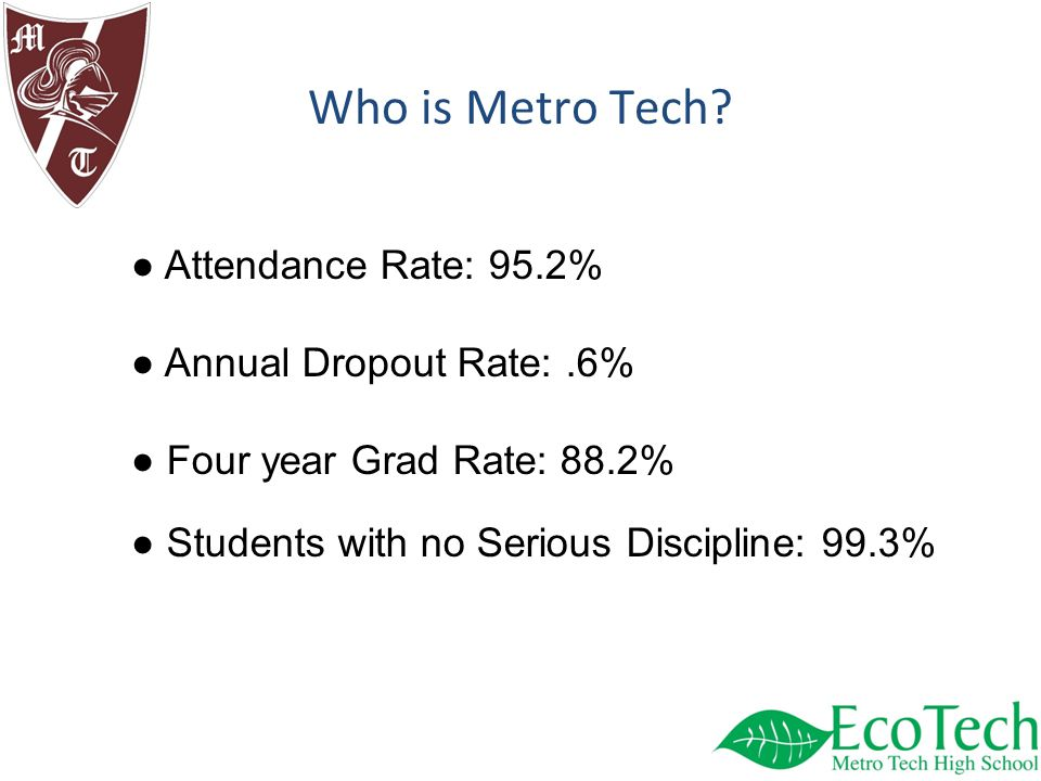 Who is Metro Tech.