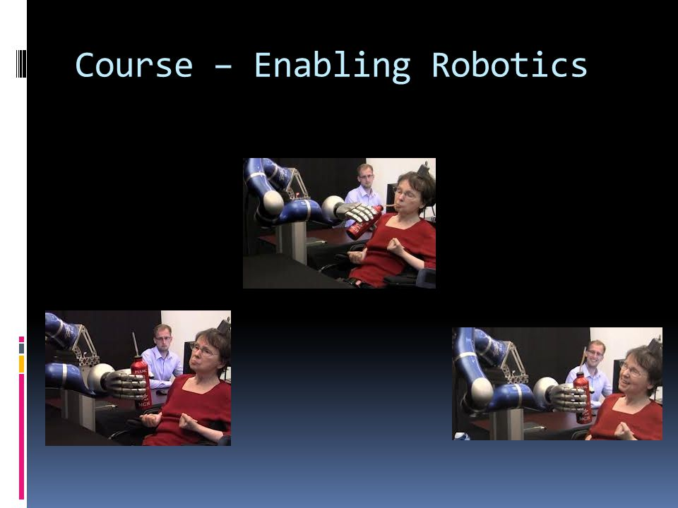 Course – Enabling Robotics