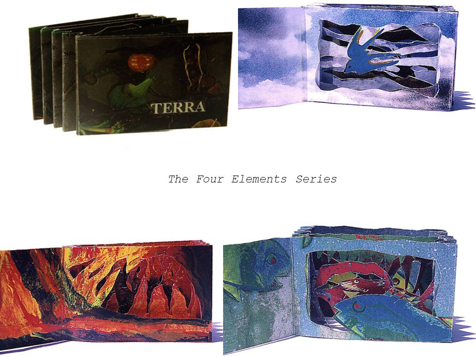 The Four Elements Series