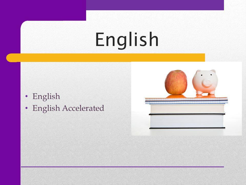 English English Accelerated