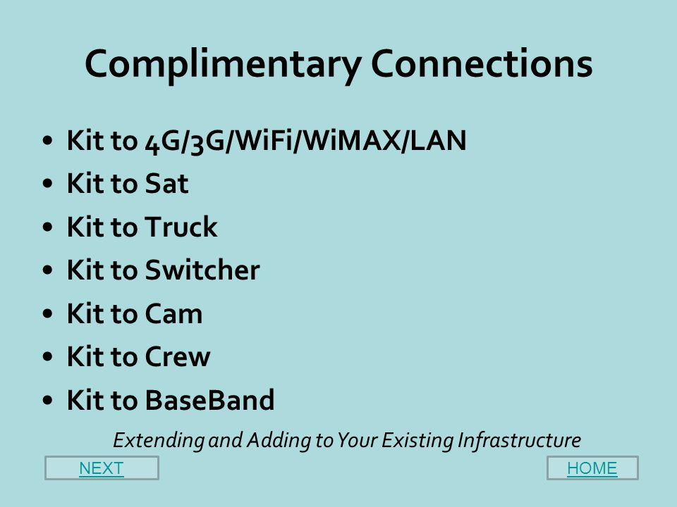 Complimentary Broadcasting for Smart Phones, Web and TV 1.