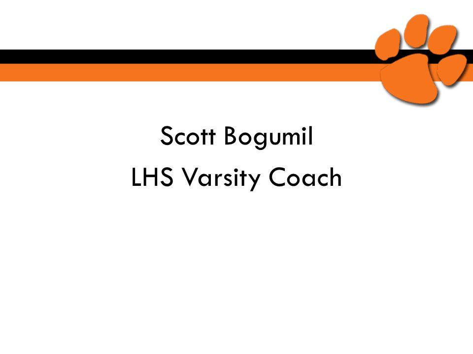 Scott Bogumil LHS Varsity Coach