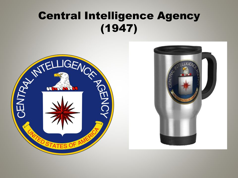 Central Intelligence Agency (1947)