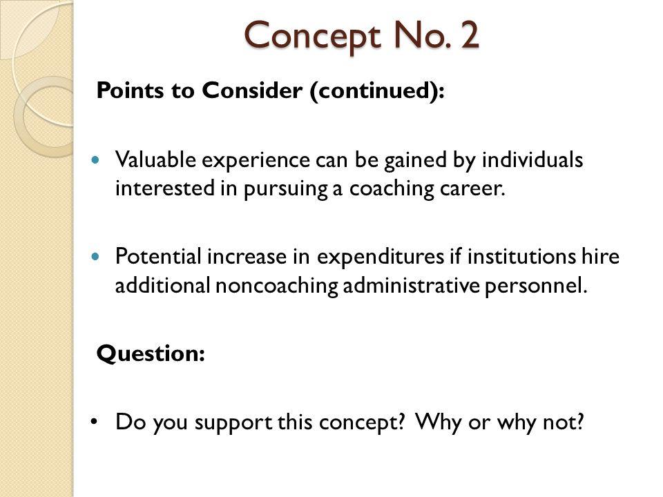 Concept No.3 Concept No.