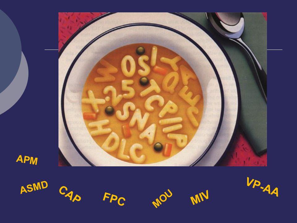 APM ASMD CAP FPC MOU MIV VP-AA
