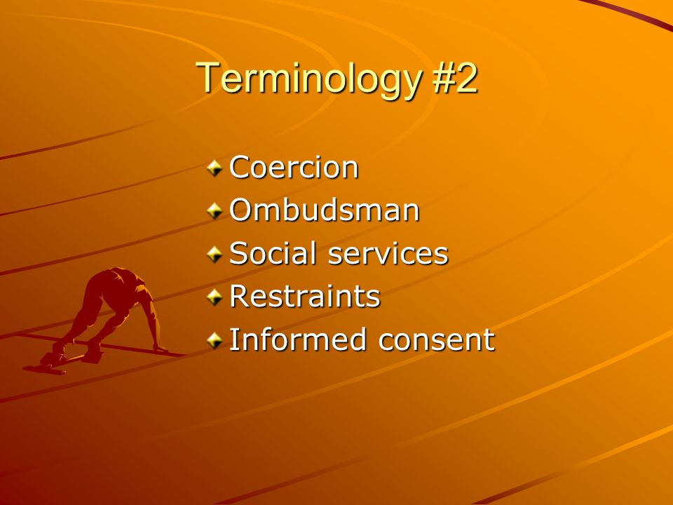 Breach of Confidentiality Another resident Concerned friends or visitors News media CNA family Persons in the community